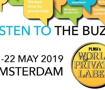 Come meet us at the PLMA in Amsterdam from May 21 to May 22.